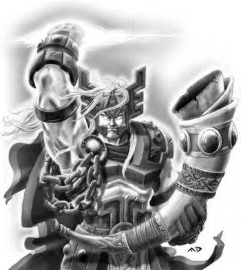 Golganneth the Thunderer