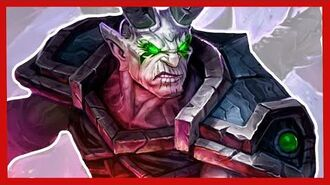 Balnazzar - World of Warcraft Lore