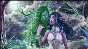Warcraft History & Lore Episode 11 - The Isolation of the Night Elves