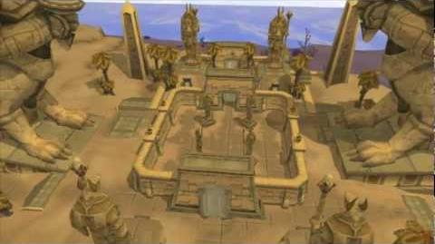 MoP Beta Tol'vir Proving Grounds (New PVP Arena)