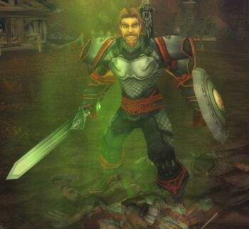 Redpath the Corrupted