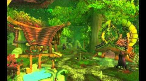 Felwood HD - World of Warcraft Cataclysm