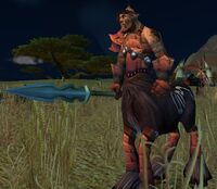 Warlord Krom'zar