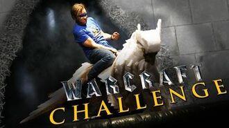 POWER - Warcraft Mechanical Gryphon Challenge!