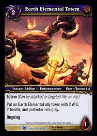 Earth Elemental Totem