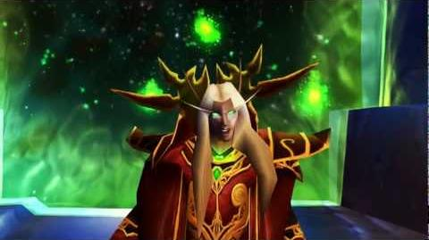 World Of Warcraft Fury of the Sunwell Patch 2.4 Trailer