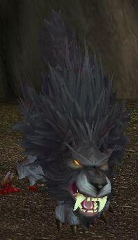 Bloodthirsty Worg