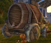 Barleybrew Festive Wagon