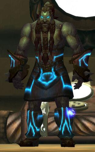 Sjonnir The Ironshaper