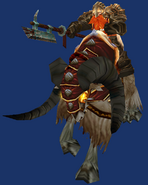 Dwarf Ram Knight