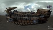 Blizzcon Legion trailer gunship1
