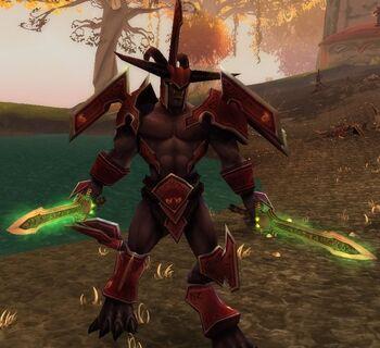 Wrath Enforcer