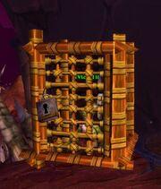 Manni's Cage