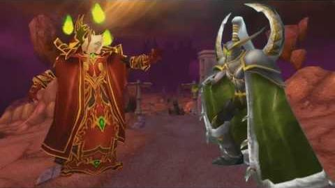 WoW Pro Lore Episode 34 Rise of the Blood Elves