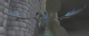 Frost Wyrm Raptor