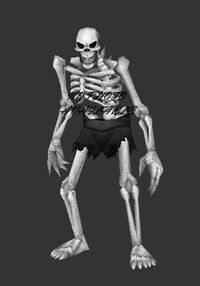 Skeleton nopic