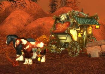 Fiona's Caravan