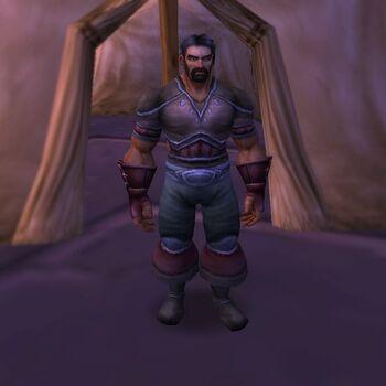 Quartermaster Drake