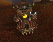 Loaded Horde Siege Tank