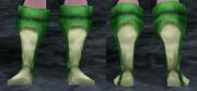 Shimmering Boots, Stone Background, NE Female