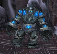 Stormforged War Golem