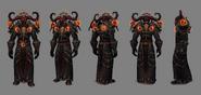 Warlock PvP Gear