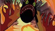S1e13b Doom Dragon attacking