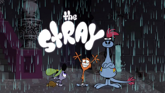 S1eTheStray Title card