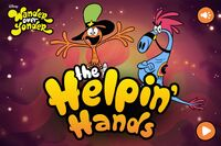 Menu - The Helpin' Hands