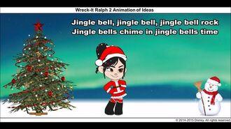 Wreck-It Ralph 2 Animation of Ideas 13