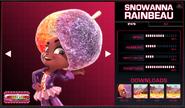 Snowanna Stats