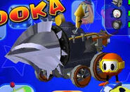 The Pooka On The Video Game Pacman World Rally