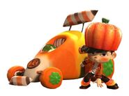 Gloyd with Kart