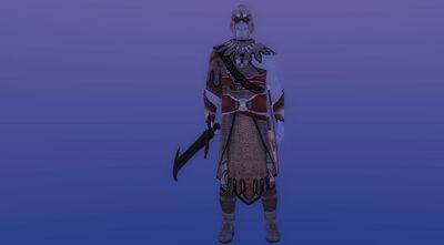 Vampire Warrior
