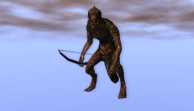 Scincidite Hunter