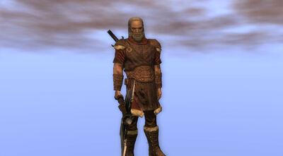 Marauder Warlord