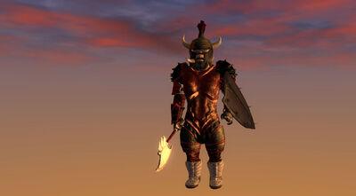 Duergar Warrior