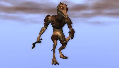 Kobold Warrior