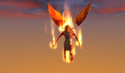 Fire Mephit