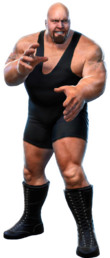 Big Show giant render