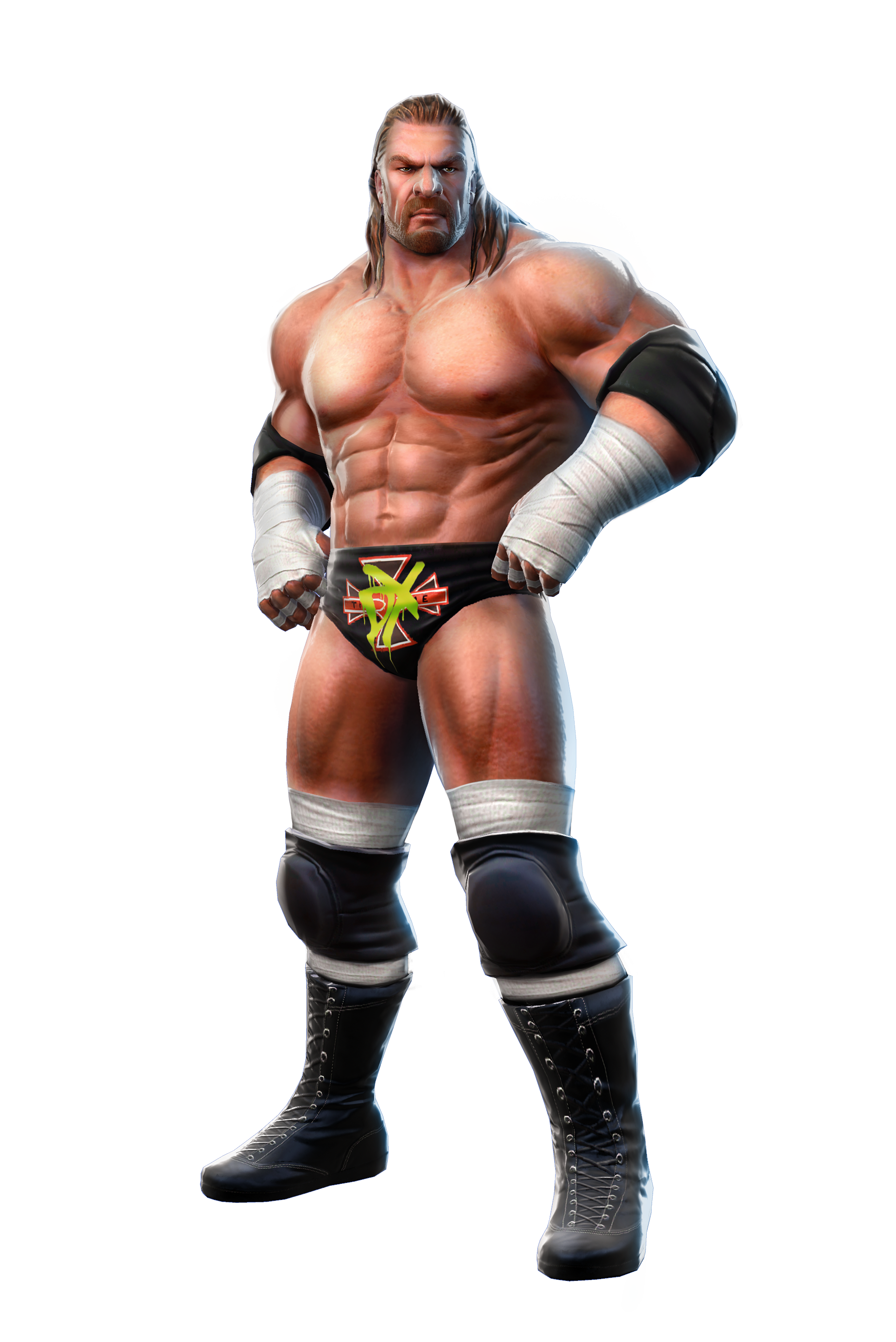 Triple H Wwe All Stars Wiki Fandom Powered By Wikia