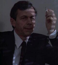 Cigarette Smoking Man (1992)