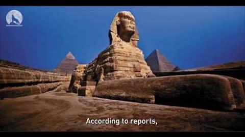 LOST UNDERGROUND CITY Discovered Beneath the Giza Pyramids 2017