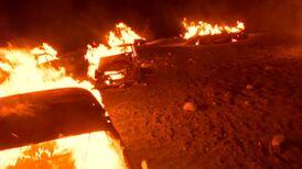 Kazakhstan fires