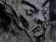 Gargoyle Drawing Grotesque