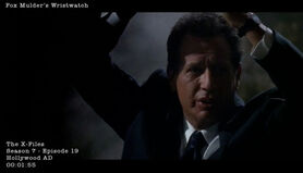 Gary Shandling as Mulder