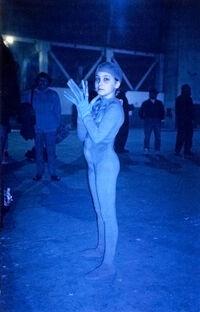 Alien child actress One Son