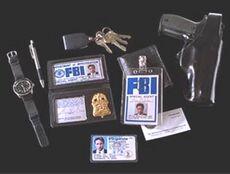 Mulder P226 Props
