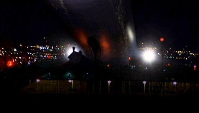 File:Flight 265 glides over the World Trade Center.jpg