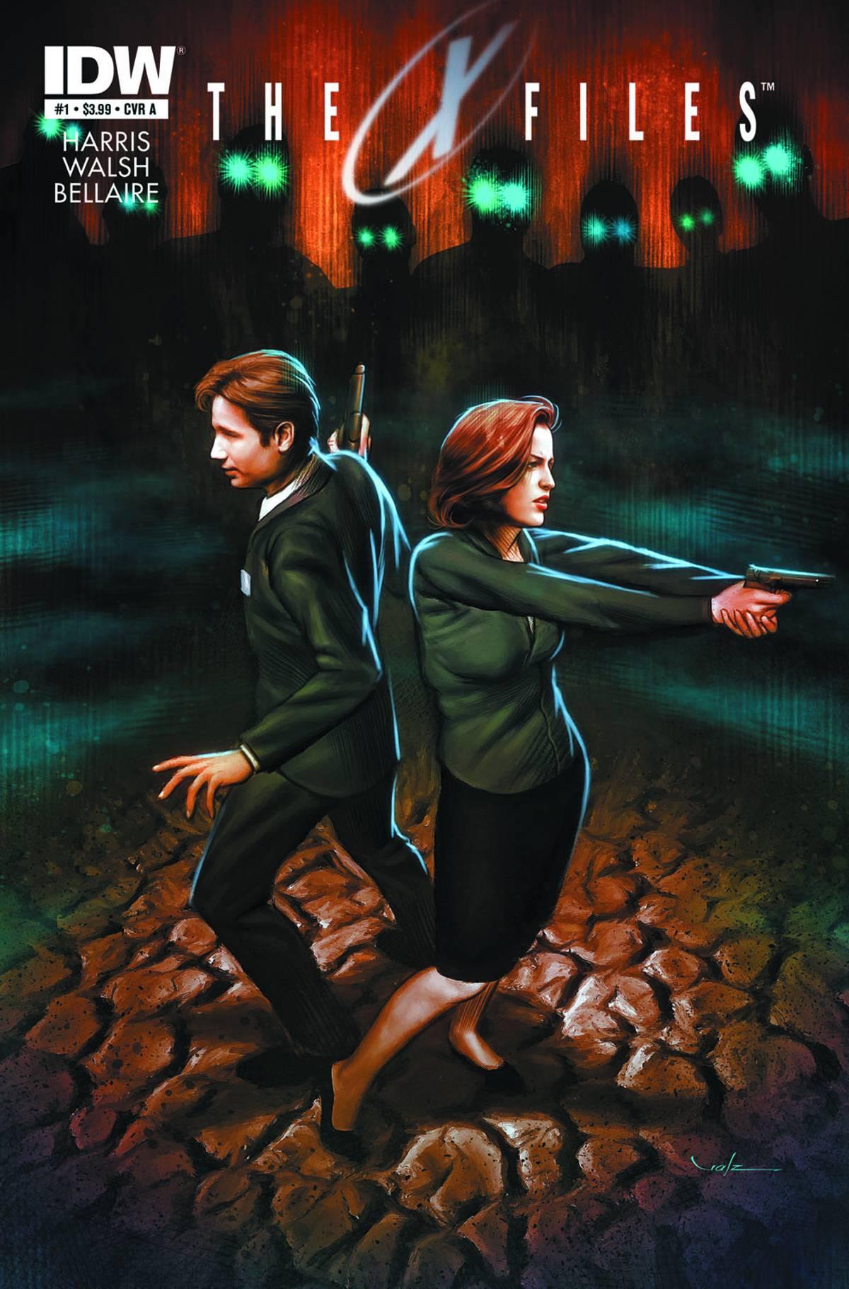 X-Files : Aux frontières du réel Saison 10 VOSTFR